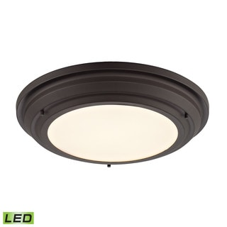 Sonoma LED Flush Mount in Oil Rubbed Bronze