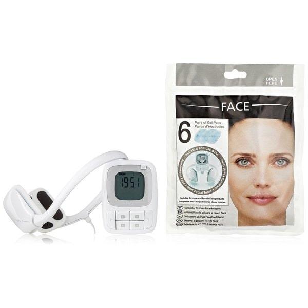 Toner battery facial