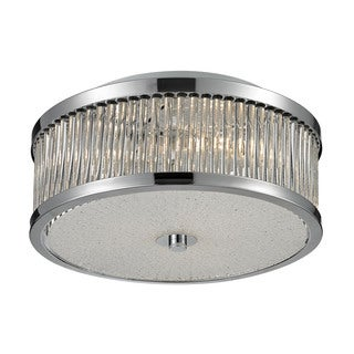 Amersham 3-light Flush Mount