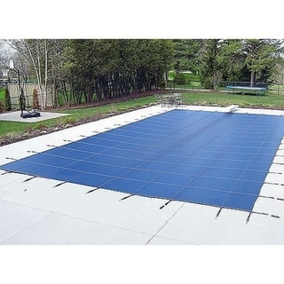 WATERWARDEN 'Made to Last' 14 x 22 ft. Pool Safety Cover for 12 x 20 ft. Pools