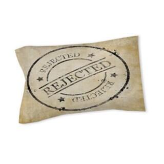 Stamp Rejected Sham