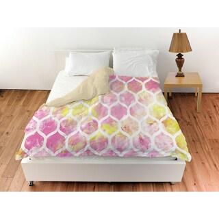 Summer Florals Pattern I Duvet Cover