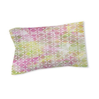 Thumbprintz Summer Florals Pattern II Sham