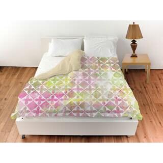 Summer Florals Pattern II Duvet Cover