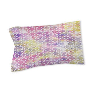 Thumbprintz Summer Florals Pattern III Sham