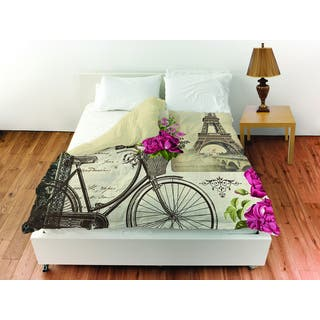 Springtime in Paris Bicycle Duvet Cover|https://ak1.ostkcdn.com/images/products/10217041/P17339272.jpg?impolicy=medium