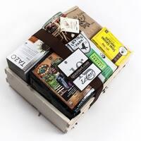 igourmet Organic Coffee and Tea Gift Crate
