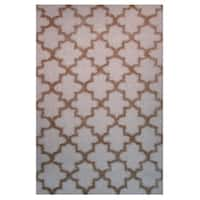 Power-Loomed Timber Collection Ivory Rug (2' x 8') - 2' x 8'