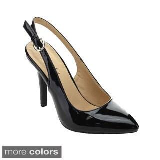 Bonnibel CARRIE-5 Women's Pointed Toe Stiletto Sling Back Heel