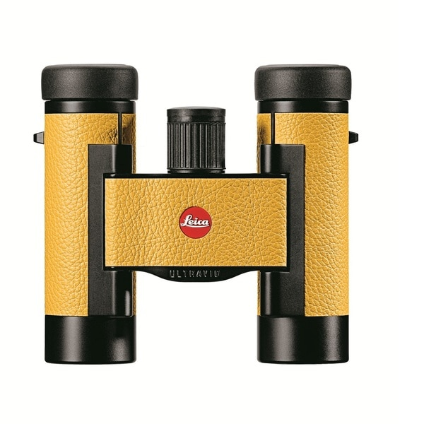 Leica Ultravid Colorline 8 x 20 Lemon Yellow Binoculars