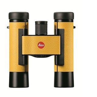 Leica Ultravid Colorline 10 x 25 Lemon Yellow Binoculars