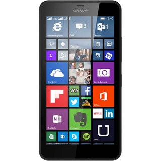 Microsoft Lumia 640 XL 5.7-inch Unlocked GSM Dual-SIM 8GB Windows 8.1 Smartphone