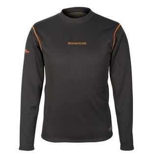 ScentLok Thermal BaseSlayer Top Black Medium