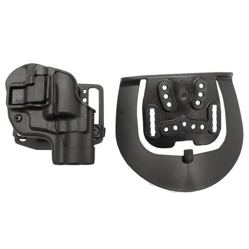 Serpa, CQC Concealment, Holster-Belt Loop & Paddle Platform
