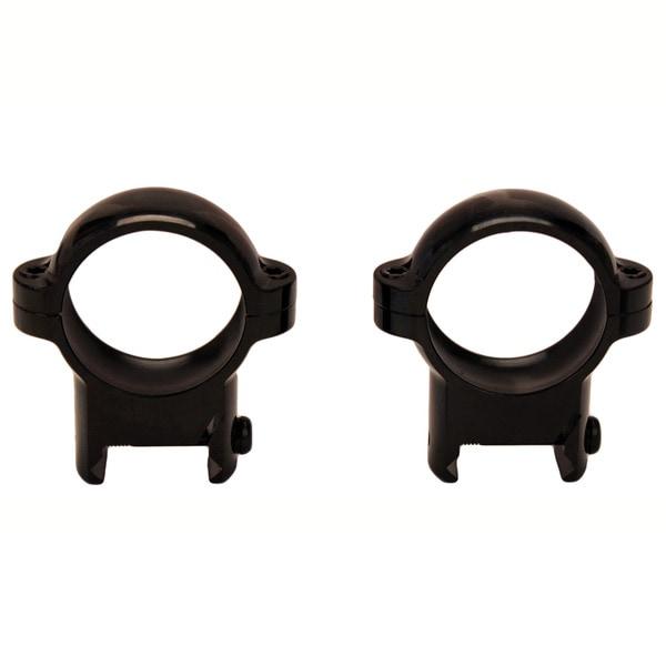 Burris Signature 1-inch Zee Rings High Black Gloss