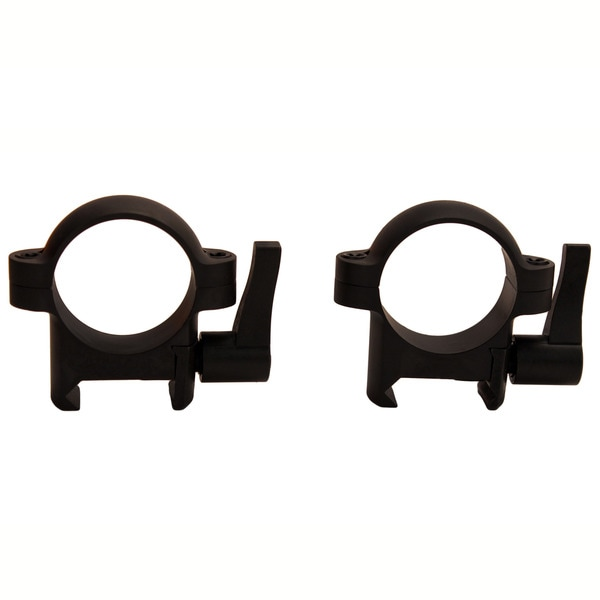 Burris 1-inch Zee Quick Detach Rings Low