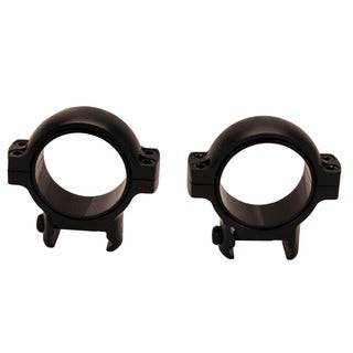 Burris 30mm Signature Zee Rings/ Medium/ Matte