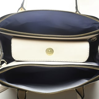 Emilie M. Katherine Compartment Satchel
