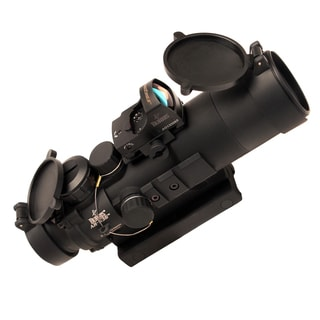 Burris AR Tactical Sight Ar-536 5x-36mm Fastfire 2