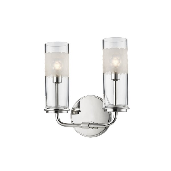Overstock Hudson Valley Lighting: Shop Hudson Valley Lighting Wentworth 2-light Wall Sconce
