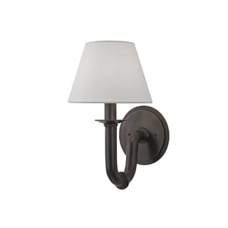 Hudson Valley Lighting Dundee 1-light Wall Sconce, Old Bronze