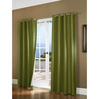 Thermalogic Horizon Grommet Top Insulated Curtain Panel