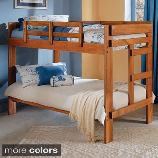 Woodcrest Heartland Collection 2x6 bunk bed