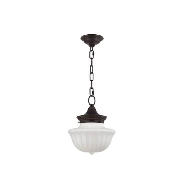 Hudson Valley Lighting Dutchess: Shop Hudson Valley Lighting Dutchess 1-light Small Pendant