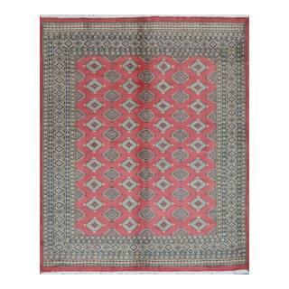 Herat Oriental Pakistani Hand-knotted Bokhara Wool Rug (6'8 x 8'1)|https://ak1.ostkcdn.com/images/products/10217715/P17339746.jpg?impolicy=medium