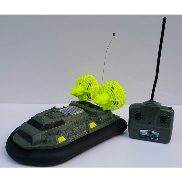 Toyquest RC Hovercraft Land and Water Speedster