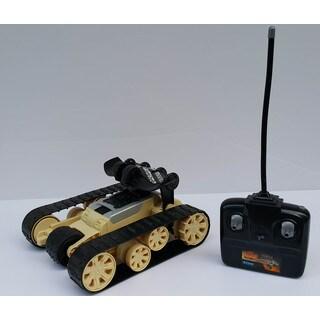 Toyquest RC Robo Drone Stunt Vehicle
