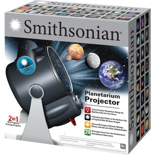 Smithsonian Room Planetarium and Dual Projector