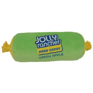 Jolly Rancher Green Apple Large Plush Pillow