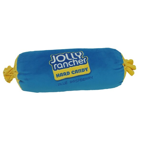 Jolly Rancher Blue Raspberry Plush Pillow