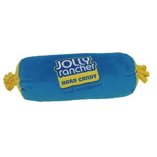 Jolly Rancher Blue Raspberry Plush Pillow