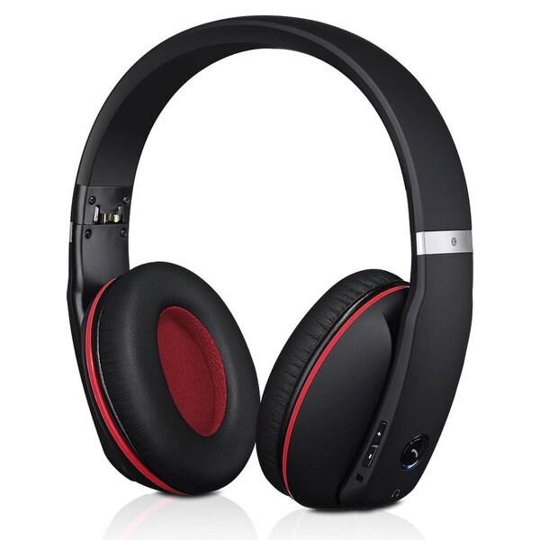 how to turn on mpow bluetooth headphones