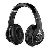 Mpow Wireless Bluetooth Headphones with Noise Reduction Cancelling and Built-in Mic