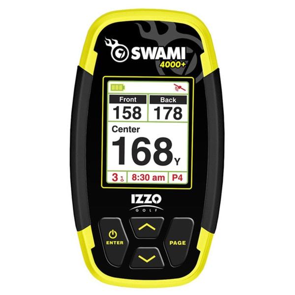 Izzo SWAMI 4000+ Golf GPS Navigator - Portable
