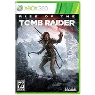Microsoft Rise of the Tomb Raider XBOX 360