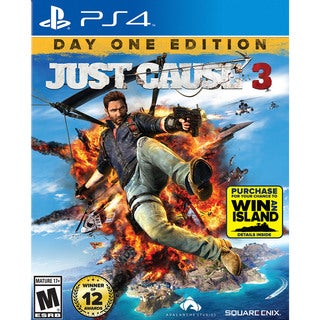 JUST CAUSE 3 (REPLEN) PS4