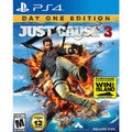Just Cause 3-For PS4
