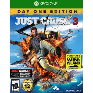 Just Cause 3-For Xbox One