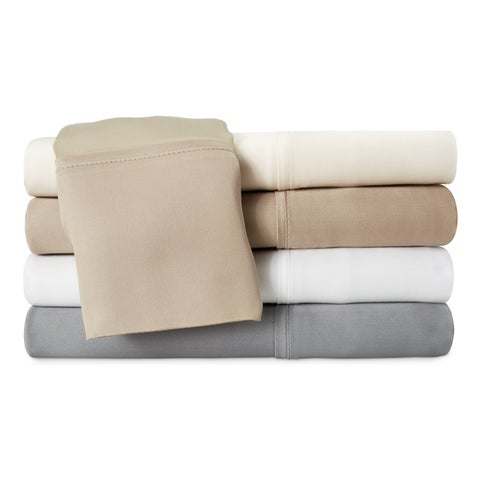 LUCID Comfort Collection Deep Pocket Tencel Sheet Set