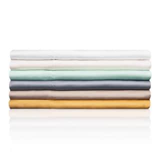 Malouf Woven Deep Pocket Tencel Sheet Set