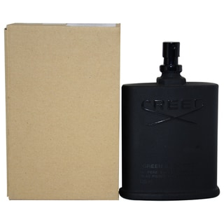 Creed Green Irish Tweed Men's 4-ounce Millesime Spray (Tester No Cap)