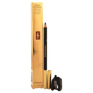 Yves Saint Laurent Dessin Du Regard #1 Velvet Black Eye Pencil