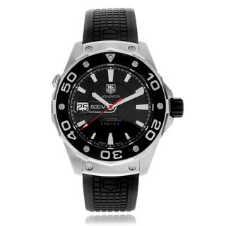 Tag Heuer Men's Aquaracer WAJ2119.FT6015 Strap Watch