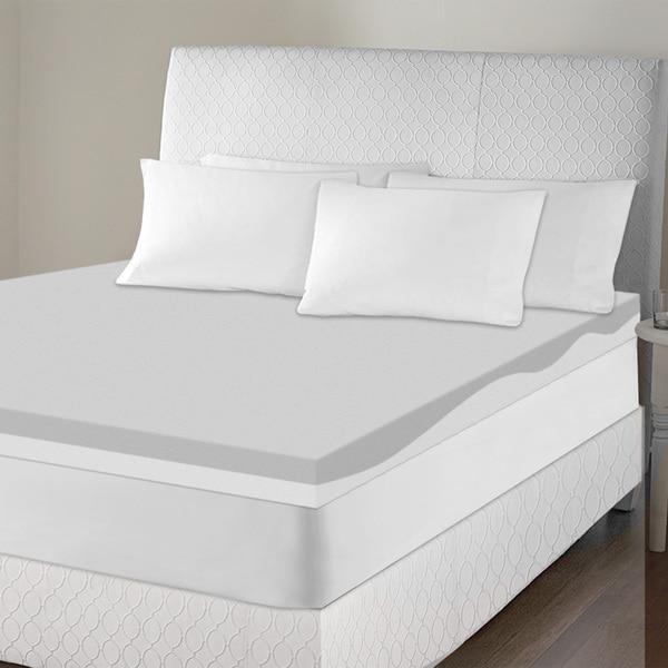 Shop Sinomax Sleep 4 Inch Contour Memory Foam Mattress