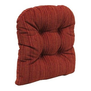 Polar Garnet Red XL Universal Chair Pad (Set of 2)