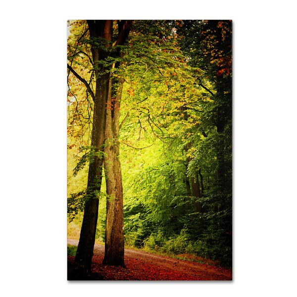 Philippe Sainte-Laudy 'Morning Queen' Canvas Art - Multi